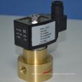China gemacht niedrigen preis hochdruck edelstahl 304 316 BSP gewindeanschluss wasser magnetventil 12 V