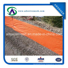 12X12mesh Orange Silt Fence