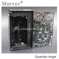Marvec aluminium box mod ehealth kit rokok