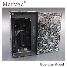 218W double 18650 engraving vape mechanical mod