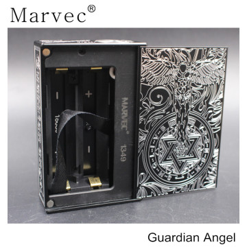 Doppel 18650 Gravur Variable Spannung Vape Box