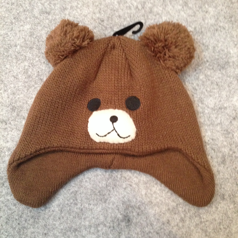 Cute Animal Trapper Hat