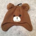 Animal Design Knitted Hat