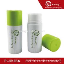 Emballage de conteneur de tube à petite base
