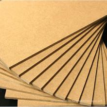 Llanura marrón claro / MDF sin procesar (2.0-25mm)