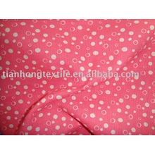 100% Cotton Printing Woven Satin Cloth Fabric