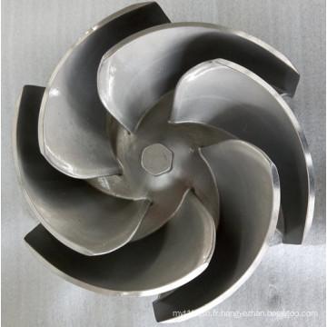 Coulée de cire perdue / coulée d'acier coulée d'acier