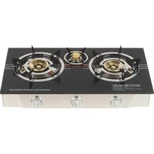 S/S Tempered Glass Top Table Gas Cooker