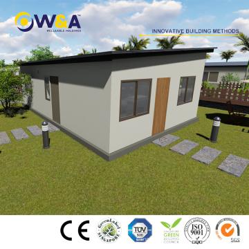 (WAS1508-54S) China Fabricante Aço Building Prefabricated Concrete Houses