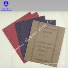 Abrasive cloth belt ,rolls, sheet