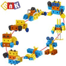 En71 RoHS Hr4040 ASTM mousse blocs bricolage EVA jouets 35 PCS ensemble (10250559)
