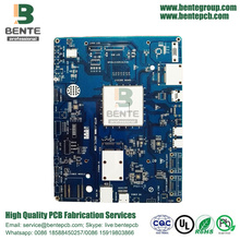 HASL loodvrij 4Layers PCB High Precision Multilayer PCB
