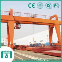 Capacity 40 Ton Double Beam Gantry Crane