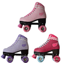 hot seller artistique quad roller skates soy luna à vendre à bas prix