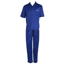 Best Price for for Cotton Work Suit Summer Short sleeve Workwear with Pants supply to Tunisia Suppliers