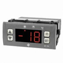 Storage Cabinet Temperature Controlled Thermostat with Accuracy of ±1°C (2°F)