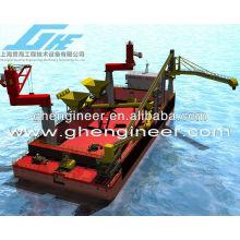 Plataforma de transferencia a gran escala de la barcaza marina