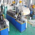 Light keel profiles production machine