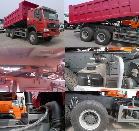 371 dumper truck