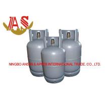 Cylindre de gaz de LPG et réservoir de gaz en acier pour camper en Afrique (12.5kga)