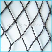 UHMWPE black fishing net