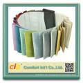 Hochwertige kurze lange Haufen Velours Baumwolle Velour Polmaterial