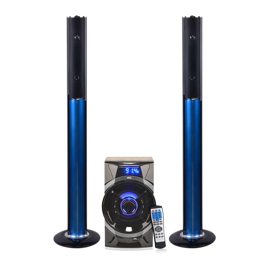 bluetooth tower speaker with subwoofer