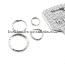 2015 Promotinal High Quality Various Metal Split Ring For Key