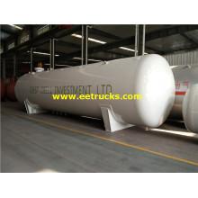 Réservoirs en acier au GPL de 80000 litres en vrac