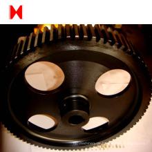 Edelstahl-Schneckengetriebe