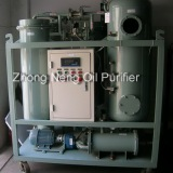 Used turbine oil purifier plant