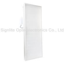 1195 * 595mmn non-clignotant en aluminium LED panneau de plafond