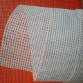 PVC Corner Bead With PVC Fiberglass Mesh100mmx100mm