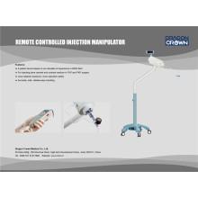 Máquina de inyección con control remoto