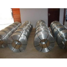 Big Coil Electro Hot DIP Galvanized Metal Wire for Building (Anjia-210)