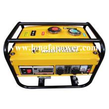 Precio del generador del keroseno del uso casero de 2.5kw con CE y Soncap