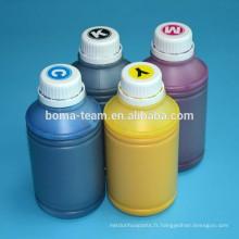 Encres pigmentées imperméables de 500ml x 4colors pour HP 932 933 Officejet PRO 6600 6700 7110 7610 7612 7510 7512 imprimantes
