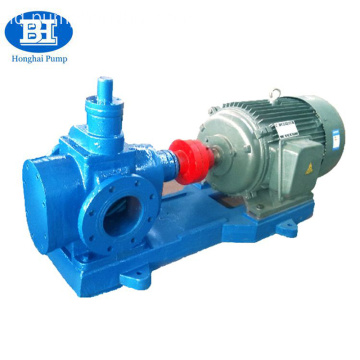 Mobile Electric Ex-Proof Motor Marine Oil Transfer Gear Pump Minyak
