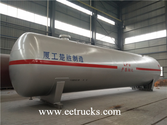Bulk Propane Storage Tanks