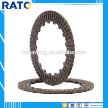True quality factory motorcycle clutch plate making friction wafer