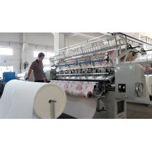 CS110-2 Textil Profesional Quilting Machine
