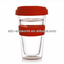 Hot Selling New Products For 2014 Special Offer Promotion Gift Coloured Glass Tumblers
