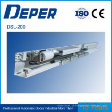 Portas automáticas de design europeu porta deslizante operador DSL-200L