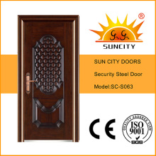 Steel Popular Gatehouse Security Doors