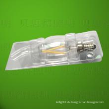 4W Bentend LED Filament Licht