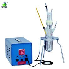 Photoréacteur Fournisseur Micro photo catalyseurs laboratoire autoclave réacteur prix 150 ml 300 ml 500 ml