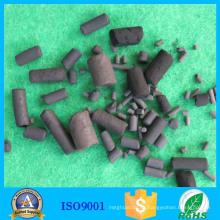 Угля на основе прессованного активированного угля для очистки воздуха