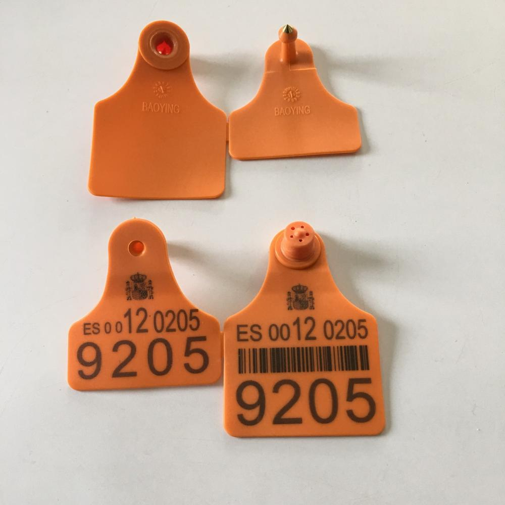 Icar Ear Tag For Cattle 13