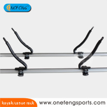Onefeng aluminum kayak V rack for car