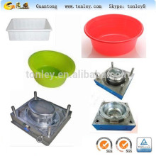 Hot runner, various shapes,large-scale plastic basin injection mold maker